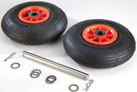 AgriShop Twin banden voor jockey wielen