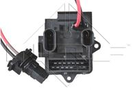 NRF Weerstand, interieurventilator | , 16-polig, 12 V