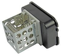 METZGER Weerstand, interieurventilator genuine | , 6-polig, 12 V