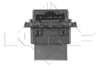 NRF Weerstand, interieurventilator | , 2-polig, 12 V