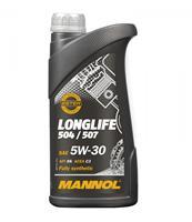 mannol Motorolie VW,AUDI,MERCEDES-BENZ MN7715-1