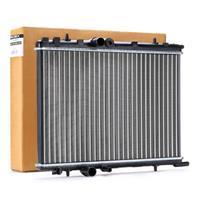 RIDEX Wasserkühler 470R0003 Kühler,Motorkühler PEUGEOT,CITROËN,206 Schrägheck 2A/C,206 CC 2D,307 SW 3H,307 CC 3B,307 3A/C,308 SW,206 SW 2E/K,206+ T3E
