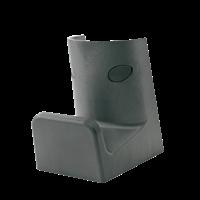 "Keba Da-Lite Tensioned Dual Masking Electrol. Type aandrijving: Gemotoriseerd, Diagonaal: 3,93 m (154.8""), Oorspronkelijke beeldverhouding: 2.35:1. Kleur van het product: Zwart"""