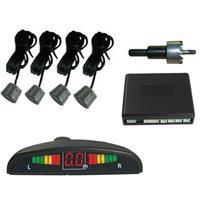 Parkeerplaats Omkeren Zoemer&LED-sensoren 4 veilige sensor
