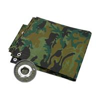 hofftech Afdekzeil Camouflage / Leger 2 x 3 meter - 6 m2