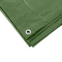 hofftech Afdekzeil 4 x 5 meter - Groen