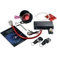 cadillock Alarm Plus Auto-alarmsysteem Startonderbreker, Schoksensor, Incl. afstandsbediening 12 V