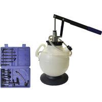 kunzer 7OEG18.1 Professioneel olievulapparaat met 18 adapters