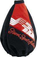 Simoni Racing Pookhoes Sport Action zwart/ rood Microfibre SRPH91R