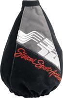Simoni Racing Pookhoes Sport Action zwart/grijs Microfibre SRPH91G