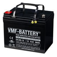 VMF AGM Deep Cycle accu 12 V 36 Ah DC36-12