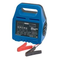 Draper Tools Acculader intelligent 18,4x11,2x8,6 cm 6 V/12 V