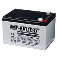 VMF AGM Deep Cycle accu 12 V 12 Ah DC12-12