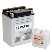 Varta Freshpack accu 12 V 14 Ah YB14-B2