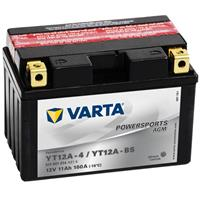 Varta AGM accu 12 V 11 Ah YT12A-4 / YT12A-BS