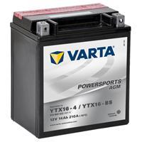 Varta AGM accu 12 V 14 Ah YTX16-4 / YTX16-BS