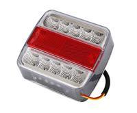 LED 3-kamer achterlicht 12 V 1 stuks