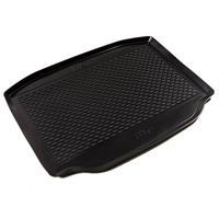 vidaxl Kofferraummatte für Seat LEON Hatchback 2012- Gummi -