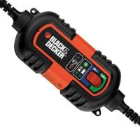 black&decker Black & Decker  BDV090 Acculader 6V & 12V 90103