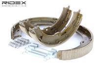 RIDEX Bremsbacken 70B0140 Trommelbremsbacken,Bremsbackensatz VW,MERCEDES-BENZ,CRAFTER 30-50 Kasten 2E_,CRAFTER 30-35 Bus 2E_