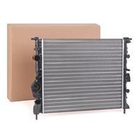 RIDEX Wasserkühler 470R0175 Kühler,Motorkühler RENAULT,DACIA,CLIO II BB0/1/2_, CB0/1/2_,KANGOO KC0/1_,SCÉNIC I JA0/1_,MEGANE Scenic JA0/1_