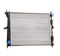 RIDEX Wasserkühler 470R0745 Kühler,Motorkühler NISSAN,RENAULT,MICRA III K12,NOTE E11,CLIO III BR0/1, CR0/1,MODUS / GRAND MODUS F/JP0_