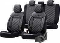 OtoM stoelhoezenset Comfortline Vip 8 mm textiel grijs 11 delig
