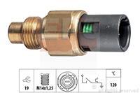 EPS Facet Temperatuurschakelaar, koelmiddelwaarschuwingslamp 1840048