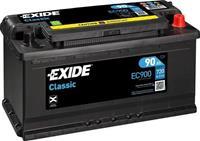 Exide Classic Accu EC900 90Ah EC900