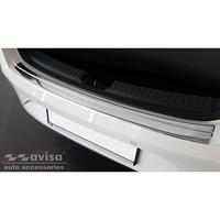 Avisa RVS Achterbumperprotector passend voor Seat Leon IV HB 5-deurs 2020- 'Ribs' AV235441