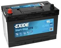 Exide Accu Start-Stop EFB EL955 95 Ah EL955