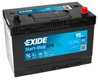 Exide Accu Start-Stop EFB EL954 95 Ah EL954