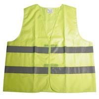 Dresco Veiligheidsvest Reflect Junior Geel 5250011