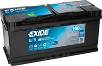 Exide Accu EFB EL1000 100 Ah EL1000