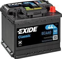 Exide Classic Accu EC440 44Ah EC440