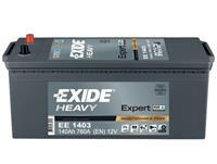 Exide Accy Heavy Expert EE1403 140 Ah EE1403