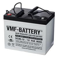 VMF VGM AGM Deep Cycle accu 12 V 85 Ah DC85-12