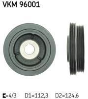 SKF Riemschijf, krukas VKM96001