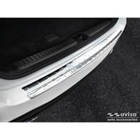 Avisa RVS Achterbumperprotector passend voor Mercedes GLS II (X167) 2019- 'Ribs' AV235486