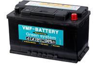 VMF Calcium SMF 12V 80Ah 58043