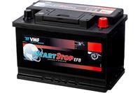 VMF EFB Start Stop 12V 70Ah EFB570650