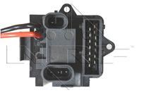 NRF Weerstand, interieurventilator | , 15-polig, 12 V