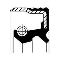 Corteco Afdichtring, brandstofpomp 82019584