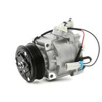 RIDEX AC Compressor OPEL,CHEVROLET,VAUXHALL 447K0508 AKT200A408,AKT200A412,AKT200A431 Airco Compressor,Compressor, airconditioning AKT200A433G,1618509