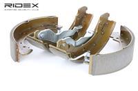 RIDEX Bremsbacken 70B0020 Trommelbremsbacken,Bremsbackensatz VW,TRANSPORTER IV Bus 70XB, 70XC, 7DB, 7DW,TRANSPORTER IV Kasten 70XA