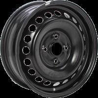 ALCAR STAHLRAD 4505 Black