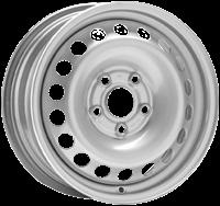 ALCAR STAHLRAD 8525 Silver