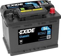 Exide Classic Accu EC542 54Ah EC542