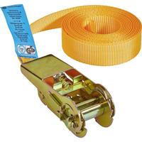 TOOLCRAFT TO-6802773 Spanband (eendelig) Trekkracht (lc) vastbinden (enkel/direct)=250 daN (l x b) 5 m x 25 mm
