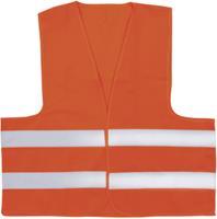 Westcott veiligheidsvest Easy Absorb polyester oranje one size